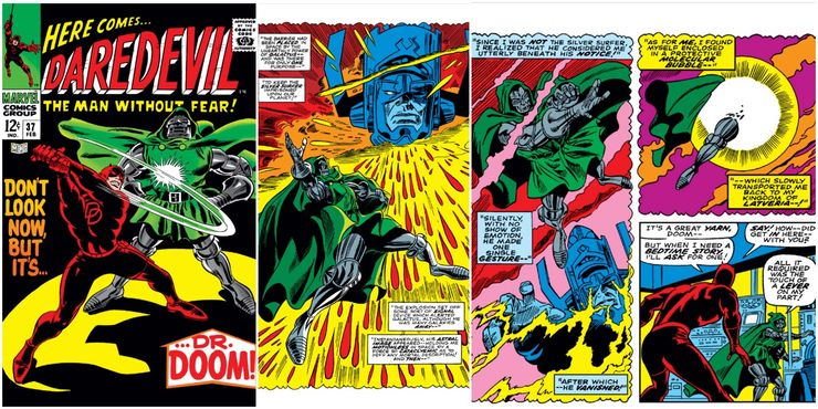 Image result for dont look now but its doctor doom