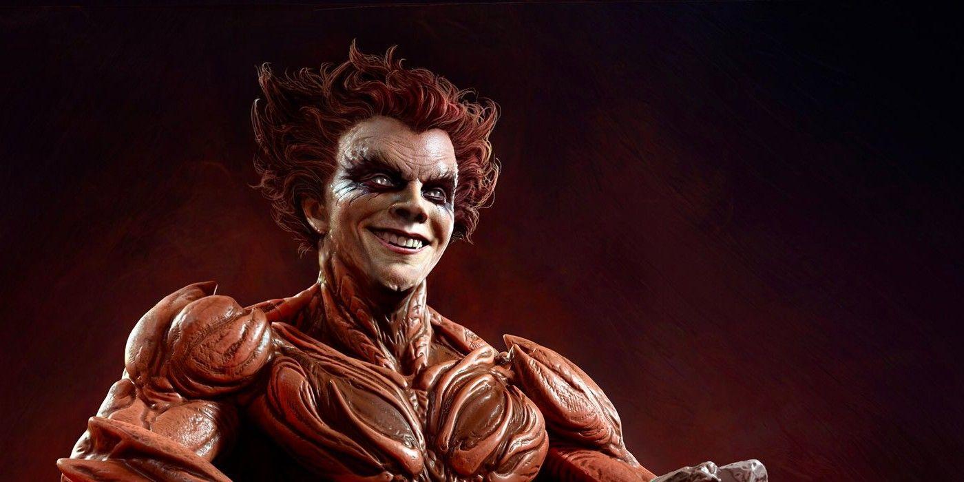 God of War Artist Casts Evan Peters as Mephisto | CBR