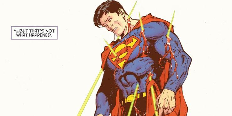 Superman Last Knight On Earth - Las 10 mejores muertes de Superman