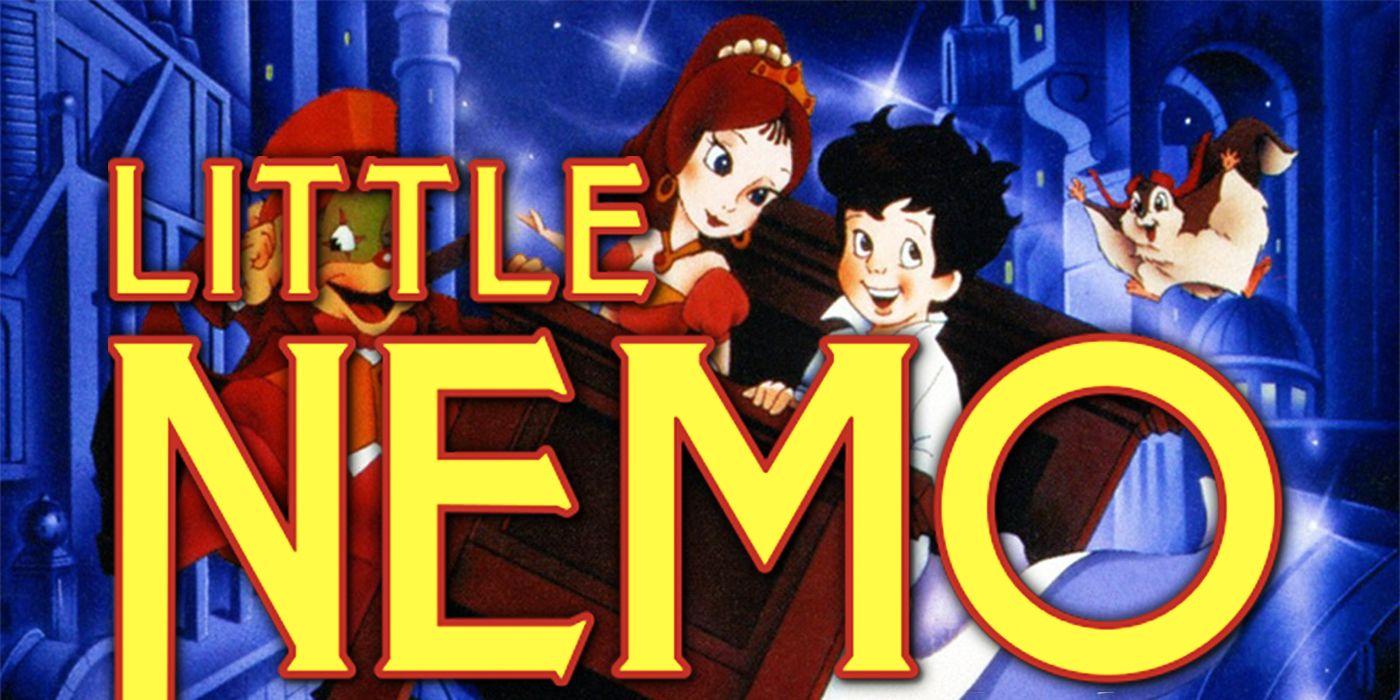 Little Nemo: The Anime Bomb George Lucas, Chuck Jones & Hayao Miyazaki Worked on - and Quit