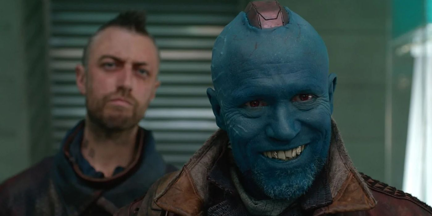 Yondu Was the Real Hero of Guardians of the Galaxy 2 | CBR