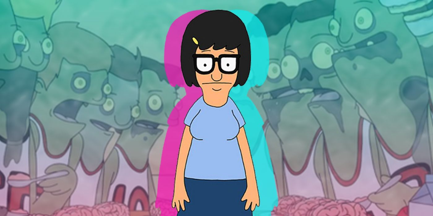 Bob's Burgers: Why Tina Has a Thing for Zombies | CBR