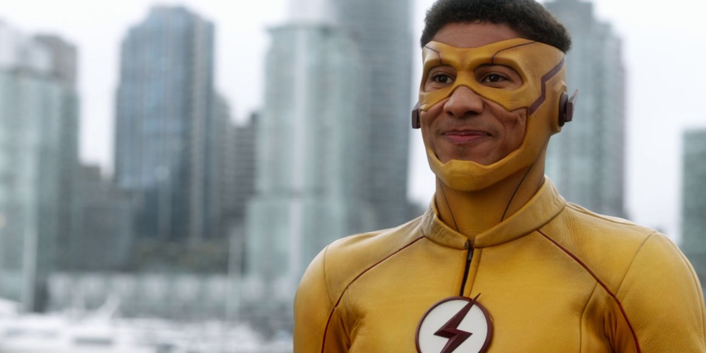 The Flash: Why Keiynan Lonsdale's Wally West Left the Present