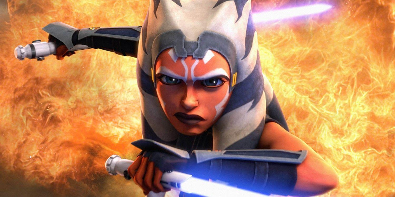 Star Wars: Escaping Trandoshan Hunters Was a Defining Moment for Ahsoka