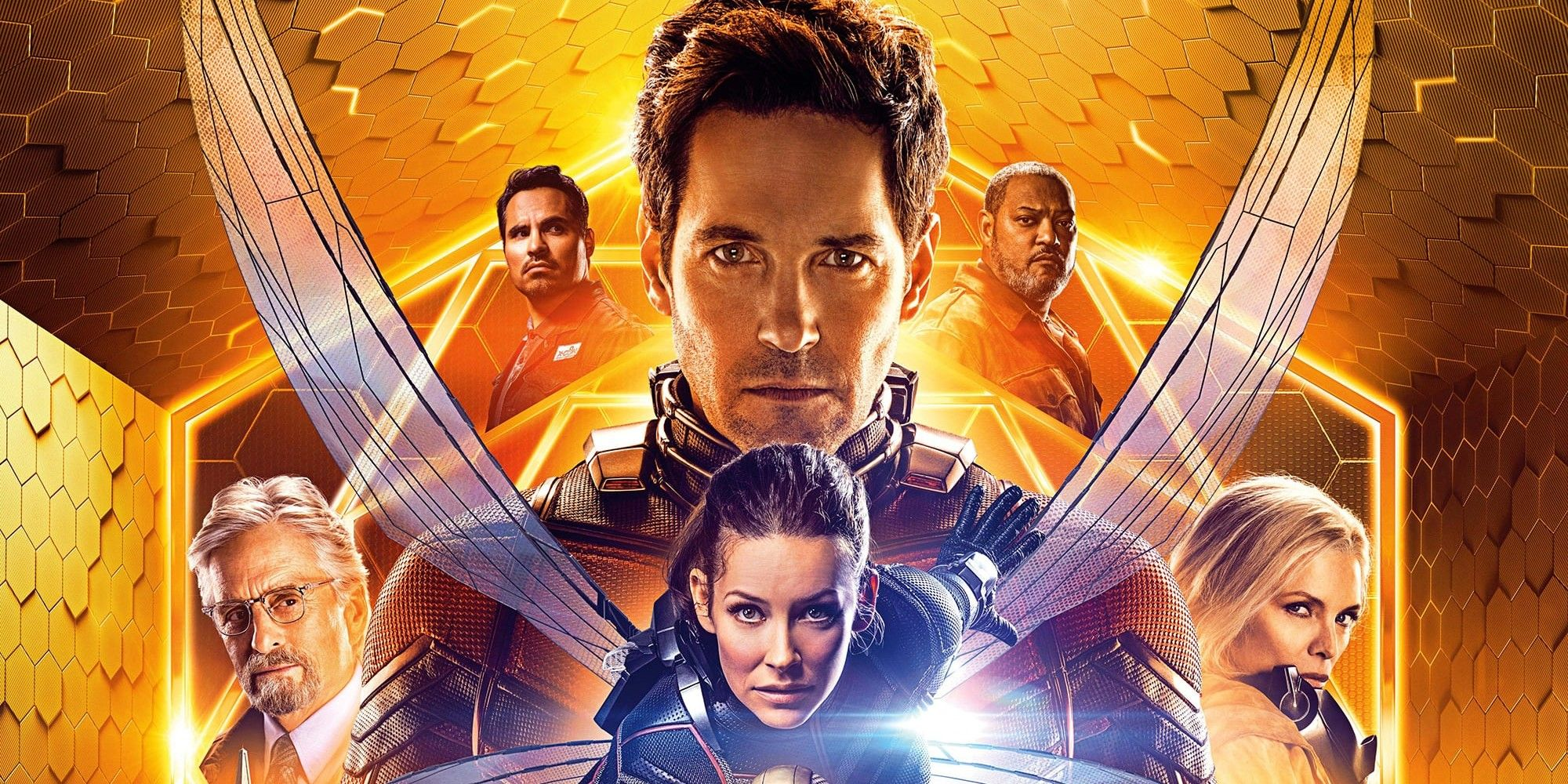 Ant-Man and the Wasp: Quantumania Gets a New, Bizarrely Illegible Logo