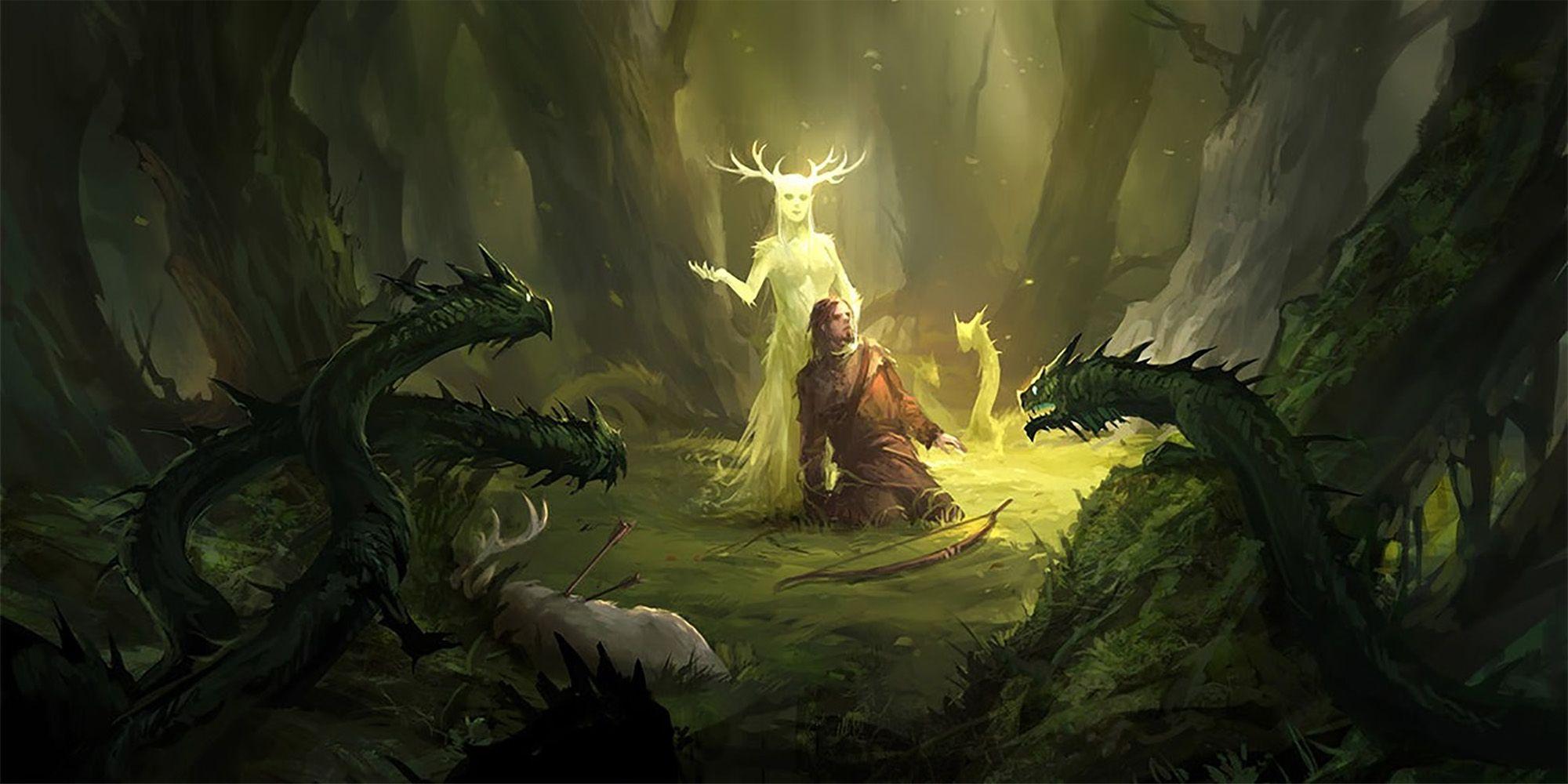 Dungeons & Dragons: as 5 melhores histórias dos mistérios de Candlekeep 5