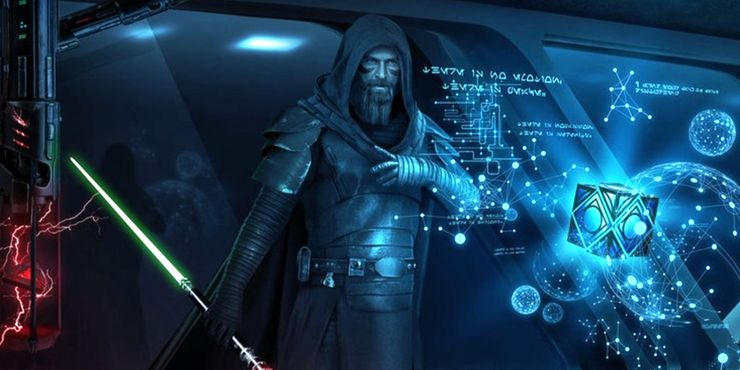 Darth Gravid: The one who tried to incorporate light side in Sith Culture