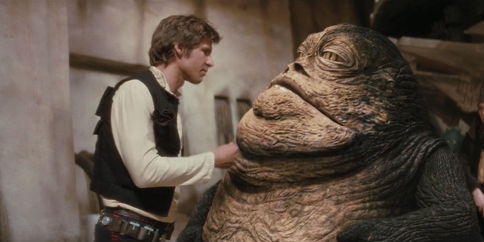 Star Wars: Forget Han Shooting First, Why Was Jabba in A New Hope?