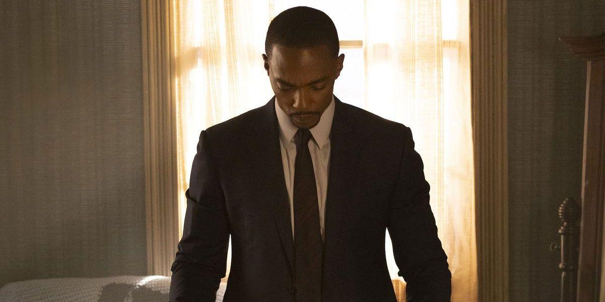 Anthony Mackie Shares a Heartfelt Memorial for Chadwick Boseman