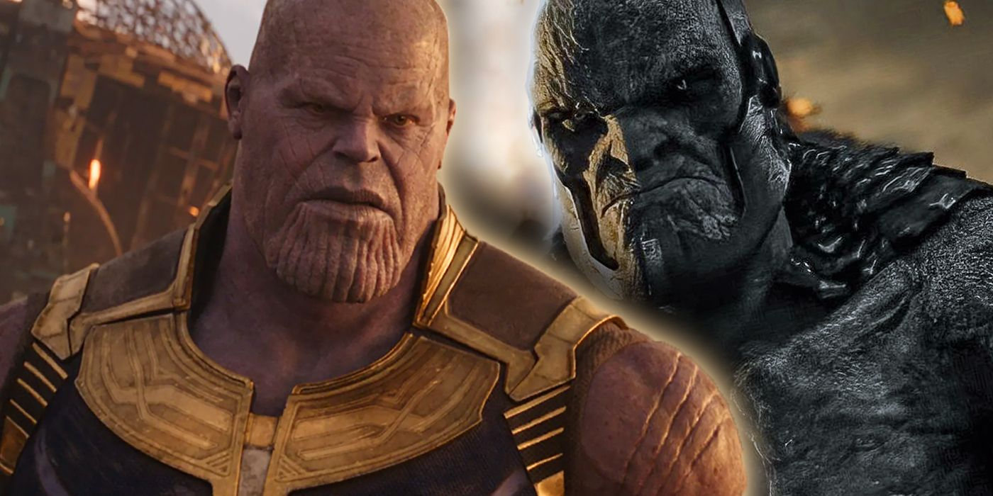 Zack Snyder's Justice League: Darkseid Is a Better Villain Than Thanos in ONE Way
