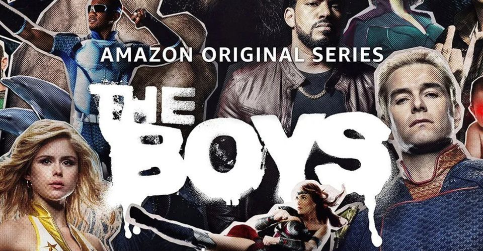 The Boys TV Show Amazon