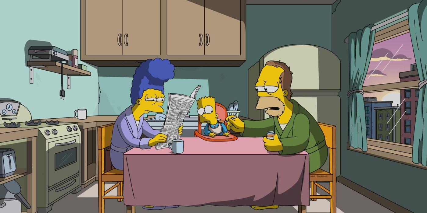 Os Simpsons: História de Homer & Marge [explicada] 2