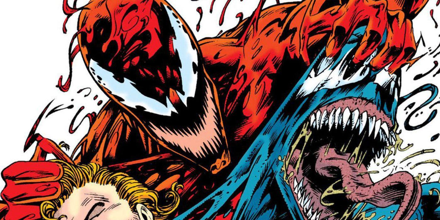 Venom: Os 10 Simbiotes Mais Poderosos Ranqueados 7