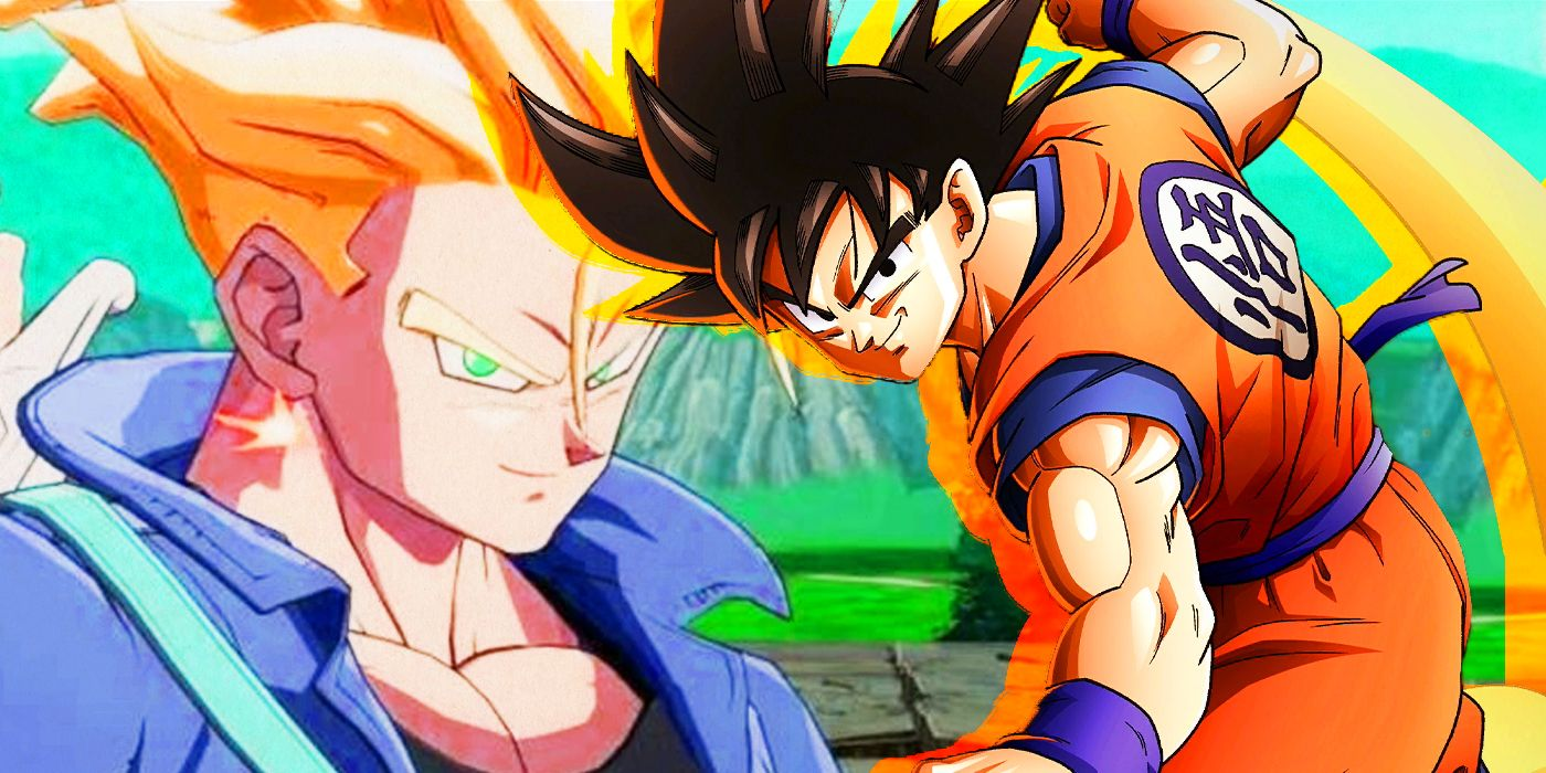 Dragon Ball Z: Kakarot - Everything We Know About Trunks: The Warrior of Hope
