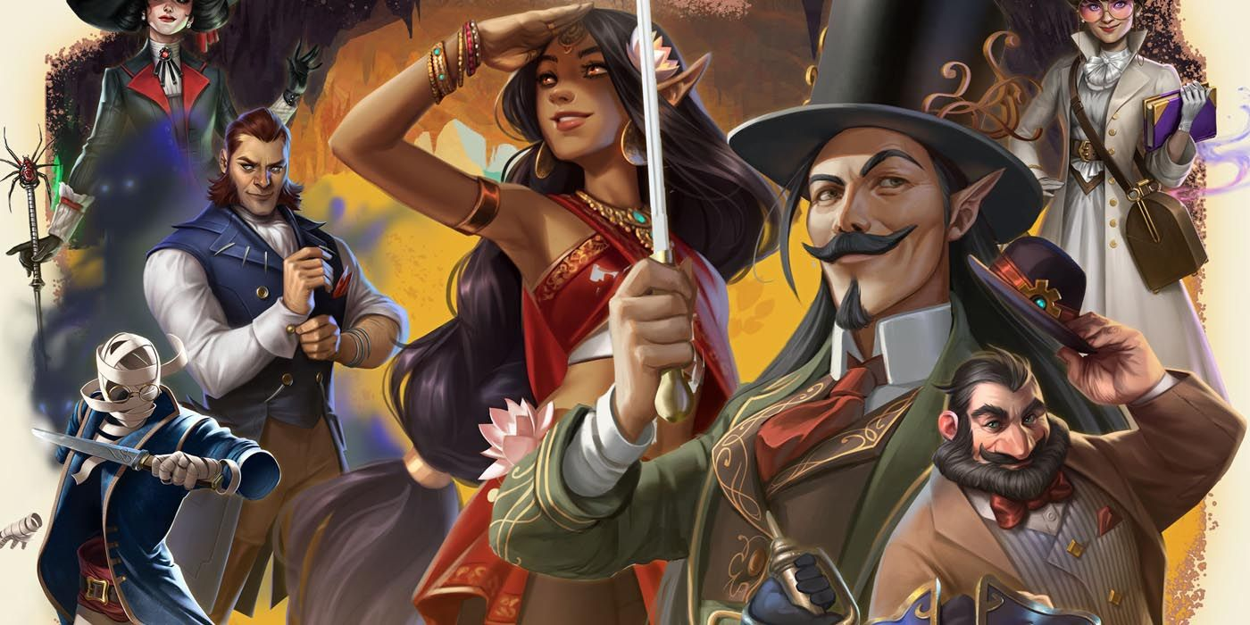 EXCLUSIVE: Empires & Puzzles Update Channels Iconic Jules Verne Tales