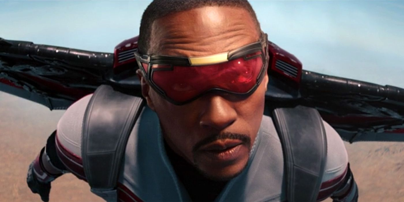 The Falcon and the Winter Soldier Nods to Falcon's Comic Powers