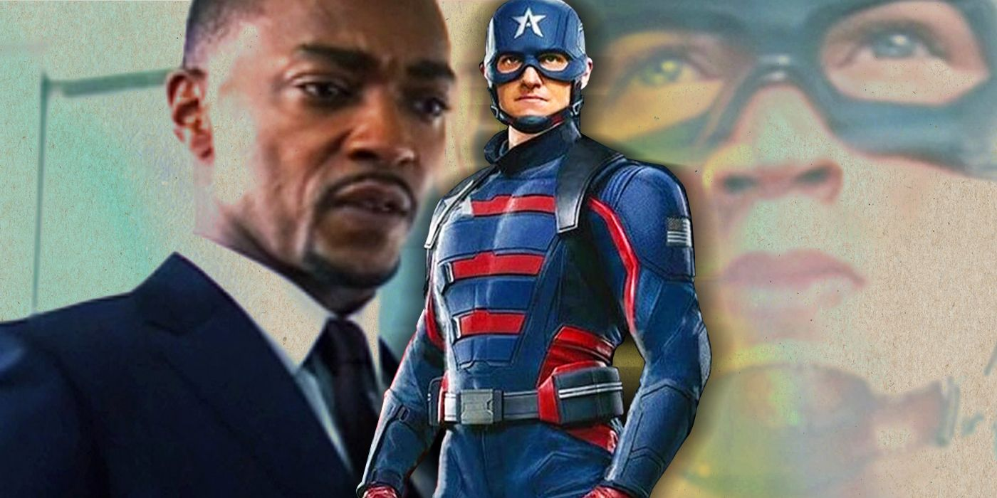 Falcon and Winter Soldier's New Captain America Is the Ultimate Betrayal