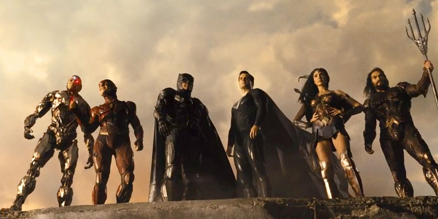 How Zack Snyder's Justice League Score Became 'Extra Intense'