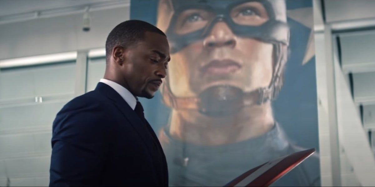 Falcão e o Soldado Invernal: Sam acabou de se tornar o Capitão América em tudo menos no nome 1