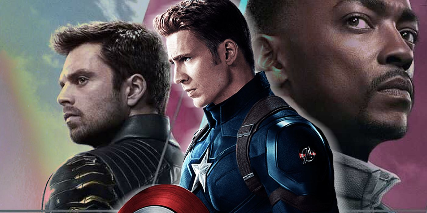 Falcon and Winter Soldier: People Think Steve Rogers Is on the Moon