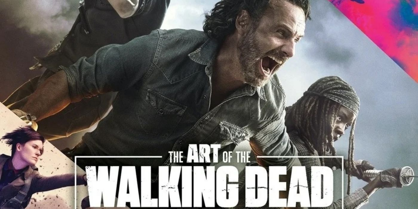 The Walking Dead Universe Lands a Massive Behind-the-Scenes Art Book