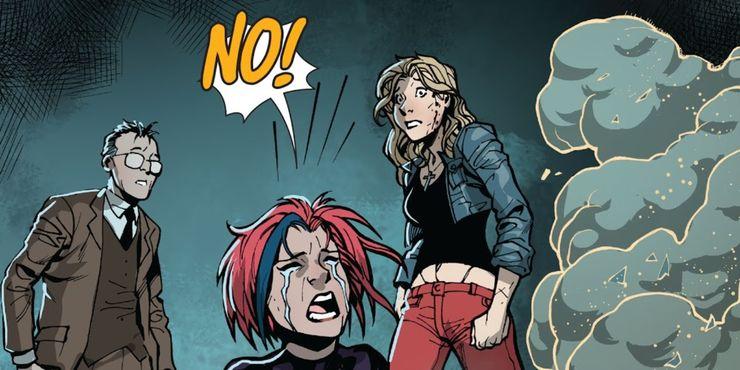 Buffy The Vampire Slayer Kills a Classic Scooby Gang Member - Again