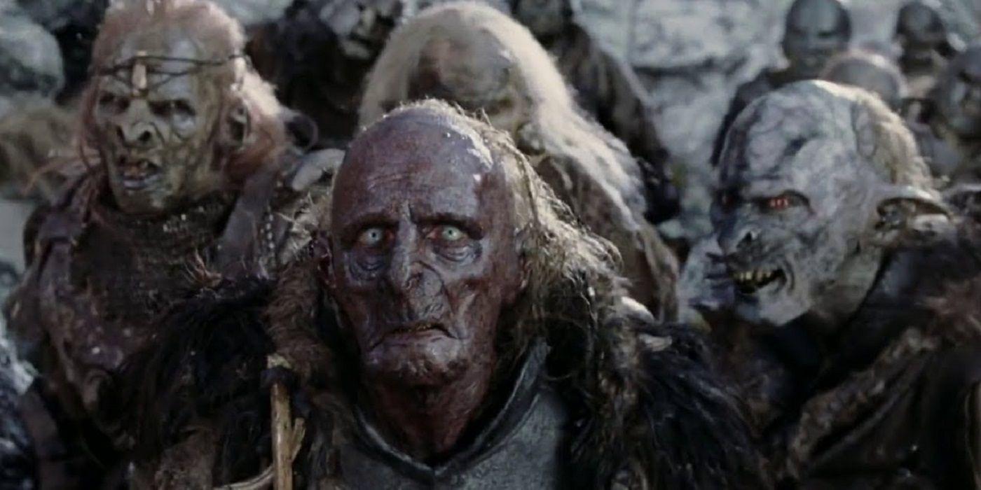 O Senhor dos Anéis: Como Orcs e Uruk-Hai diferem 2
