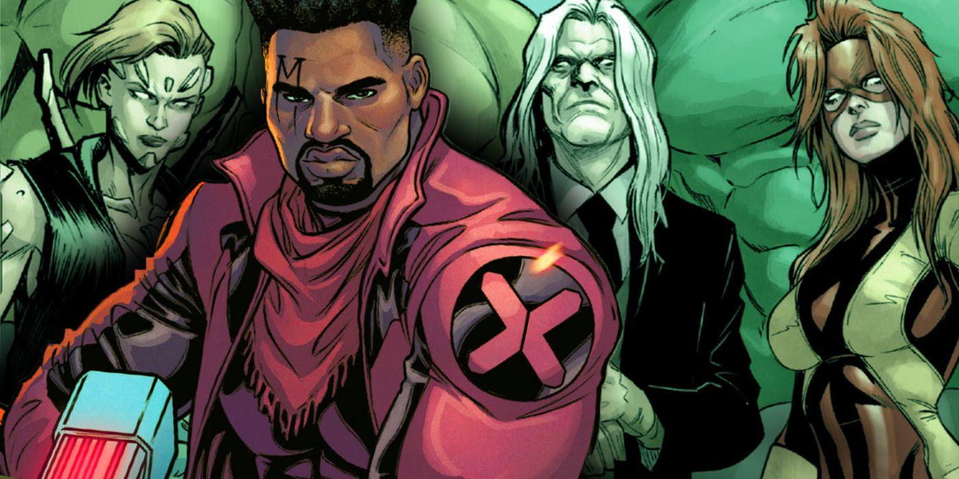 X-Men: Marvel Brings Backs Jean Grey's HORRIFYING Evil Double, Bliss