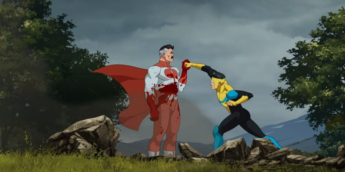 Why Invincible's Season 1 Finale Could Only Be Told in Animation