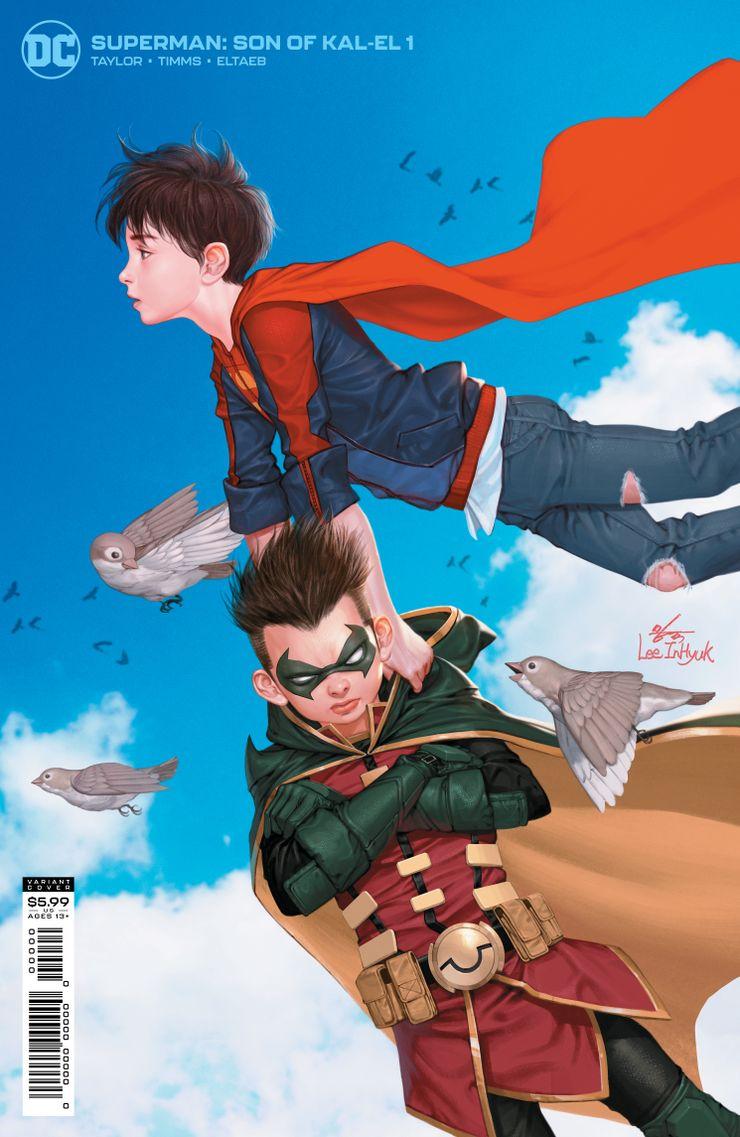 SMSOKE Cv1 var1.jpg?q=50&fit=crop&w=740&h=1137&dpr=1 - DC sustituye la serie de 'Superman' por una de Jonathan Kent