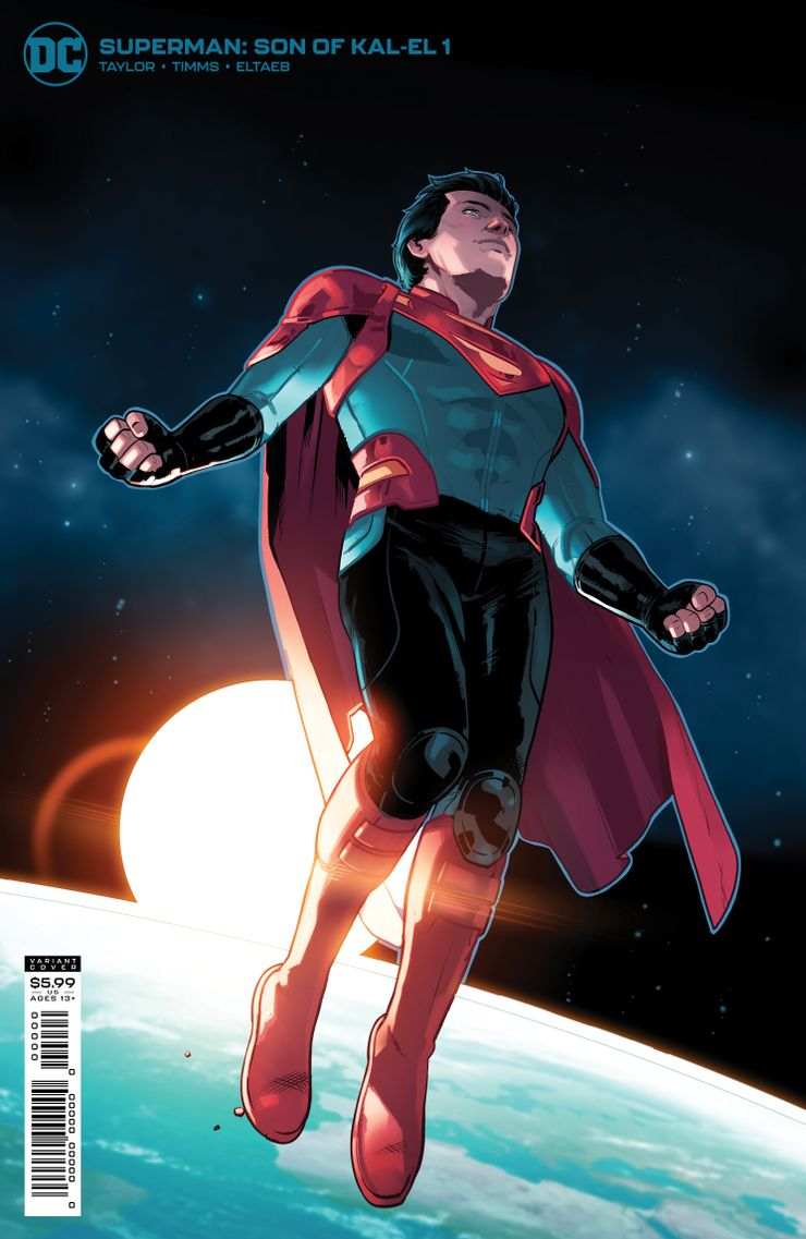 SMSOKE Cv1 var2.jpg?q=50&fit=crop&w=740&h=1137&dpr=1 - DC sustituye la serie de 'Superman' por una de Jonathan Kent