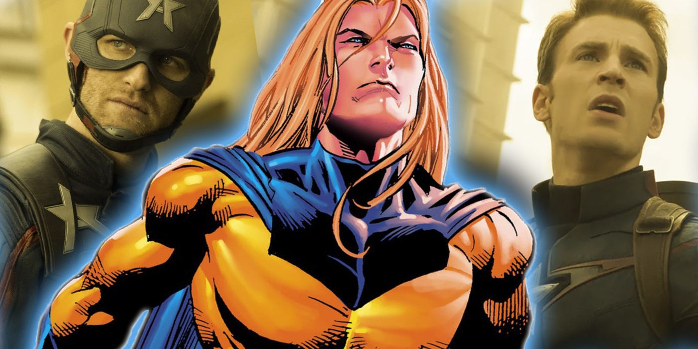 Sentry: The Most Powerful Avenger Is ALSO Marvel's Strongest Super-Soldier