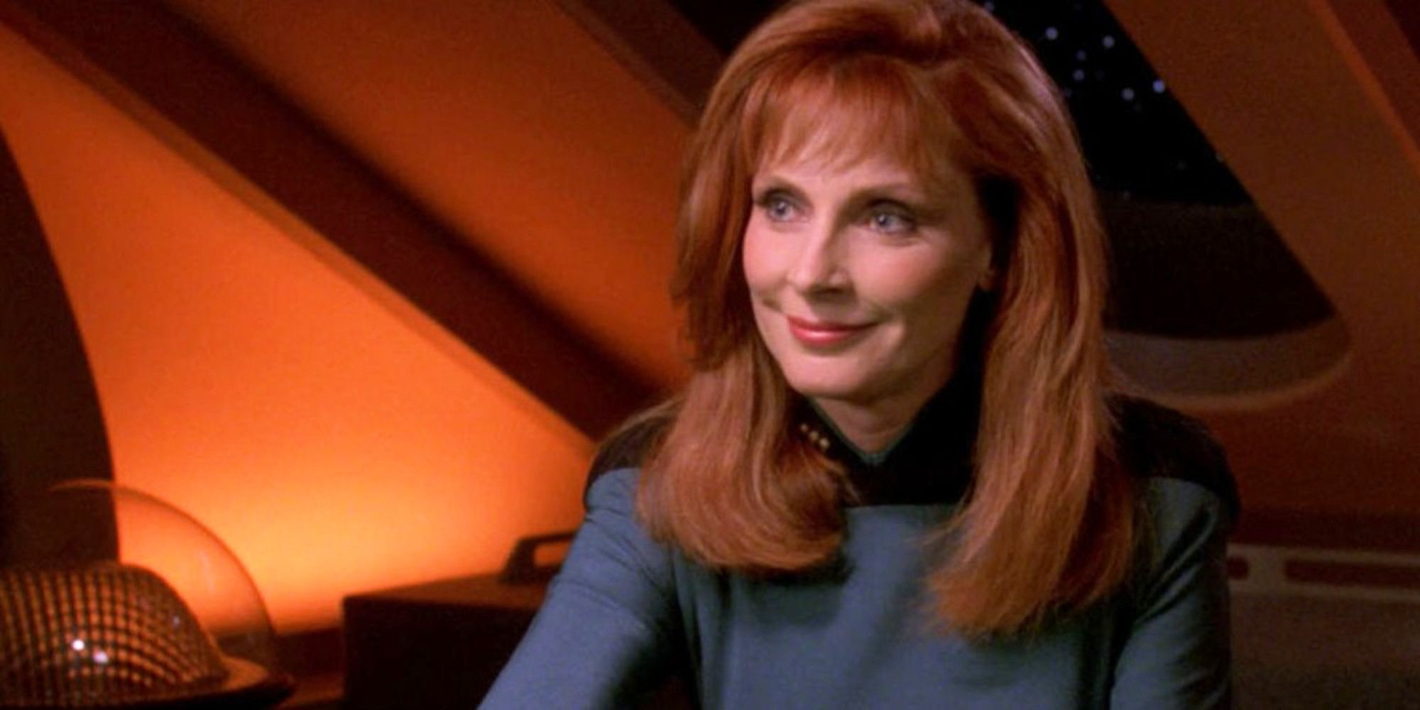 Star Trek's Gates McFadden to Host Podcast Series