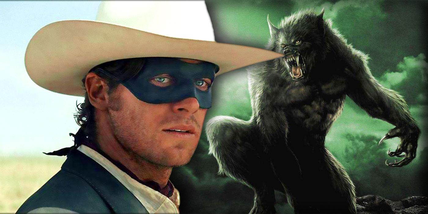 Disney's Failed Lone Ranger Reboot Almost Involved Werewolves