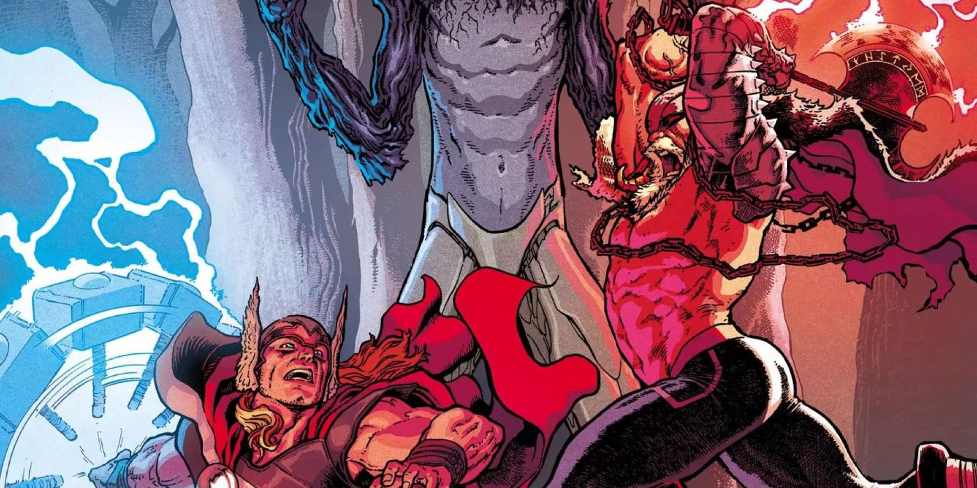 Marvel Comics Introduces an Evil Thor | CBR