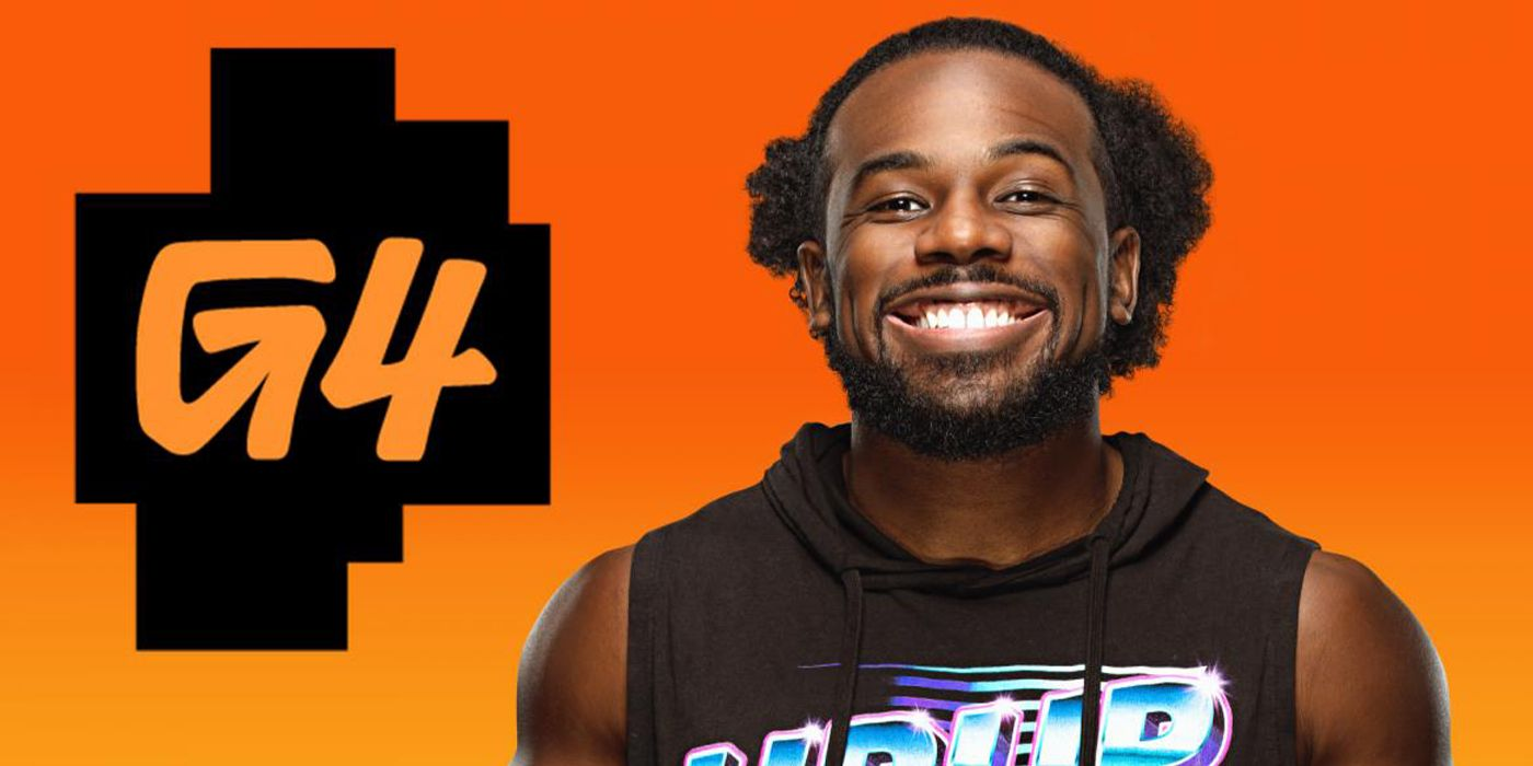 WWE, G4 Team for Video Game Competition Series Hosted by Xavier Woods