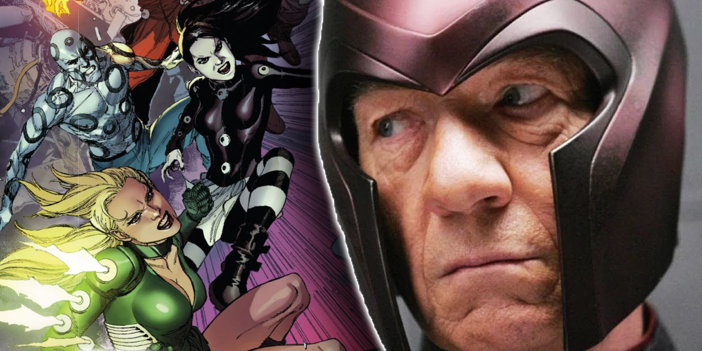 Marvel Twisted Magneto's X-Men Movie Quote Into a New Mutant Threat