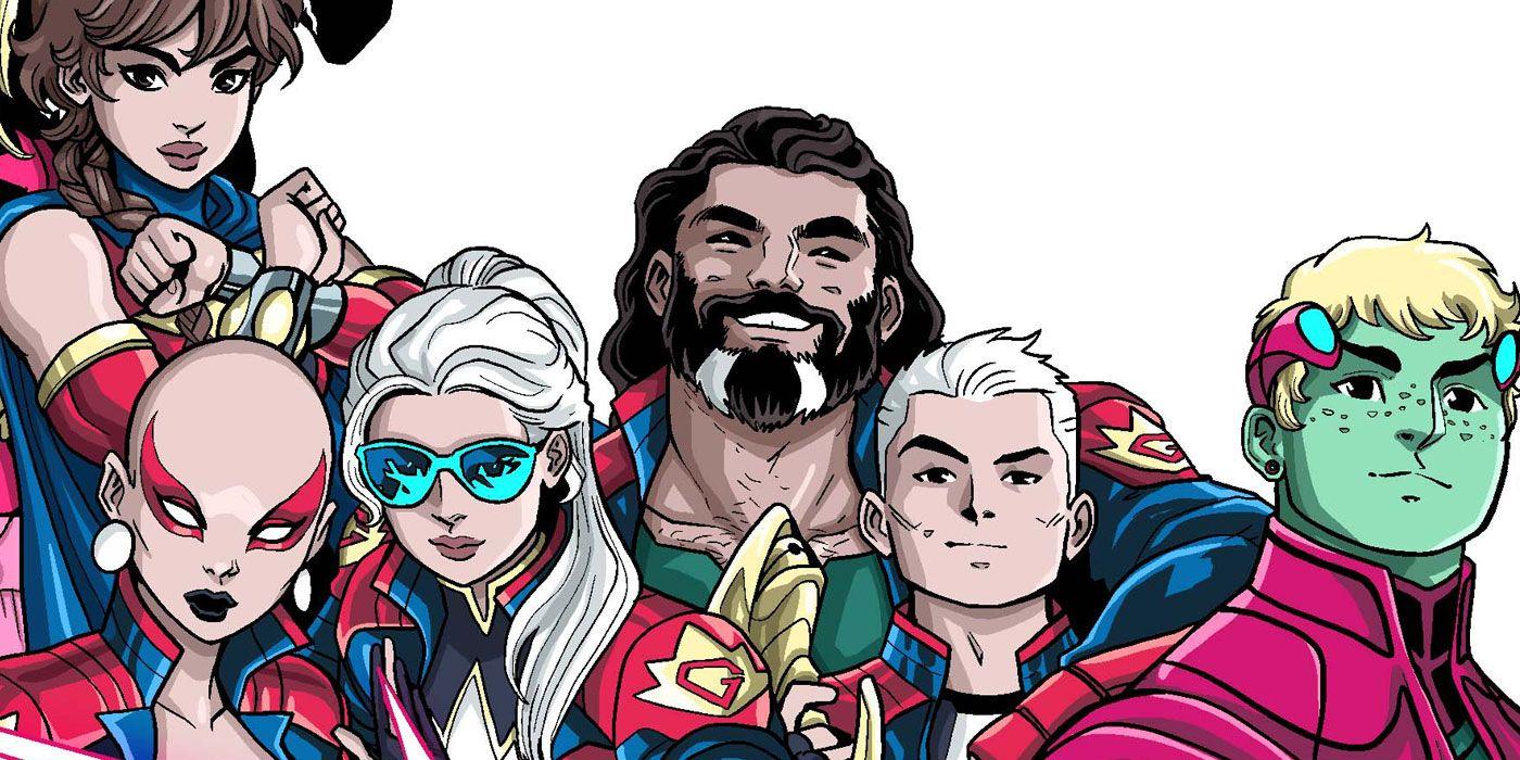 Marvel Celebrates Pride Month with Cover 'Frame' Art, New LGBTQ Hero