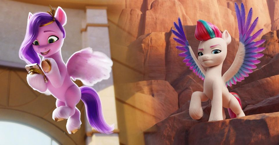 Netflix Debuts Two New My Little Pony Characters for National Siblings Day