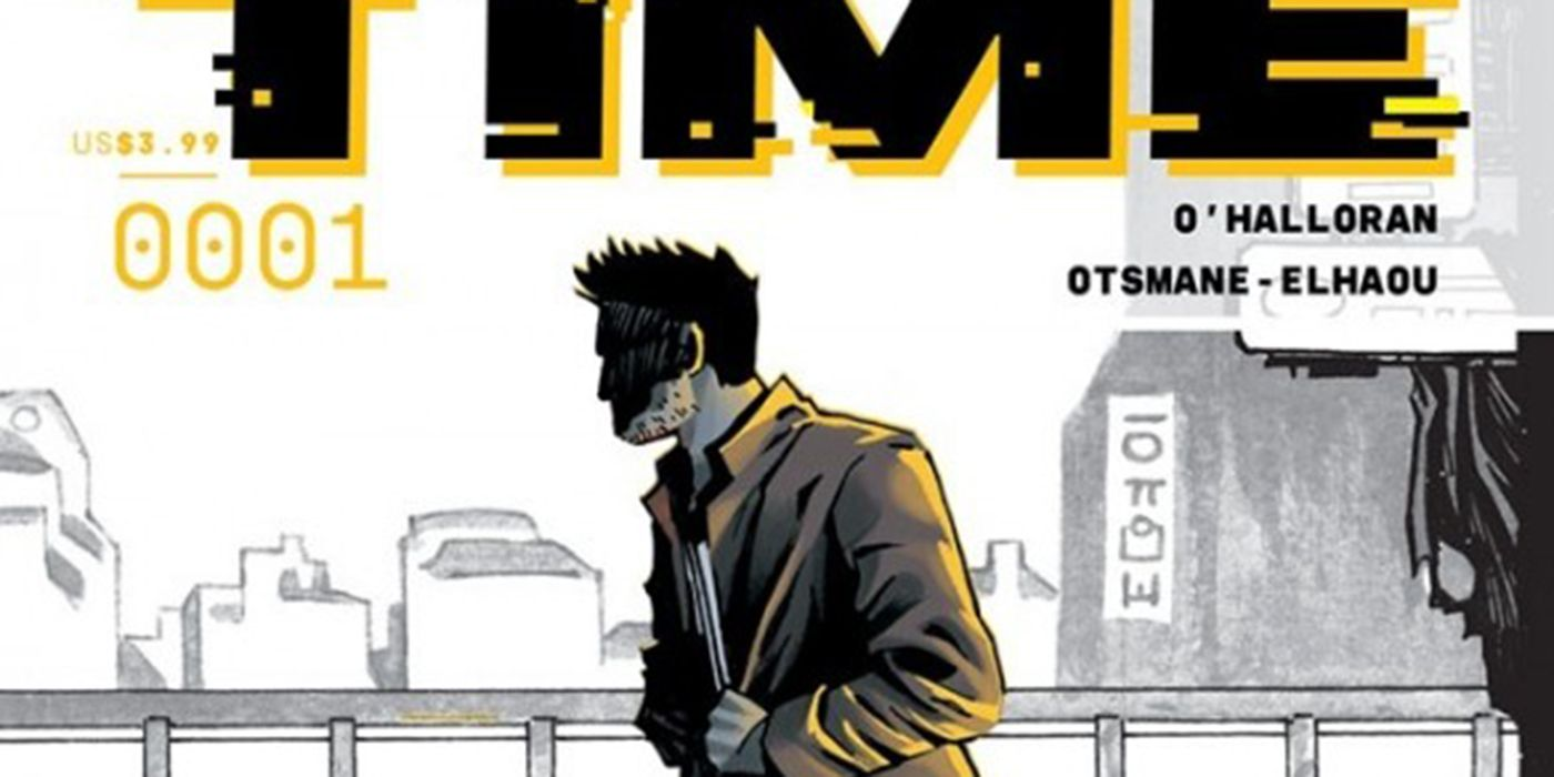 Image Goes on a Time-Traveling Caper in Shalvey, McConville & Palmer's Time Before Time (Exclusive)