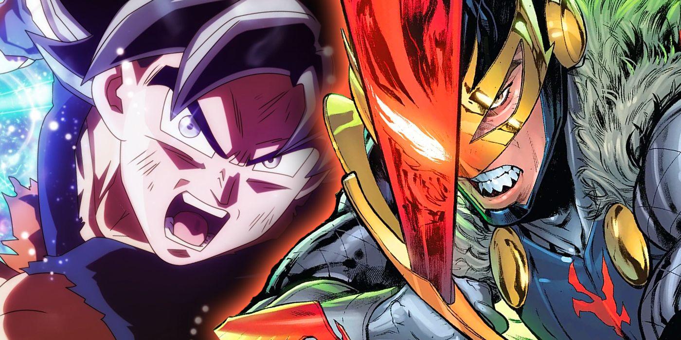 Marvel Reveals the Eternals' Black Knight Has a Power Like Dragon Ball's Goku