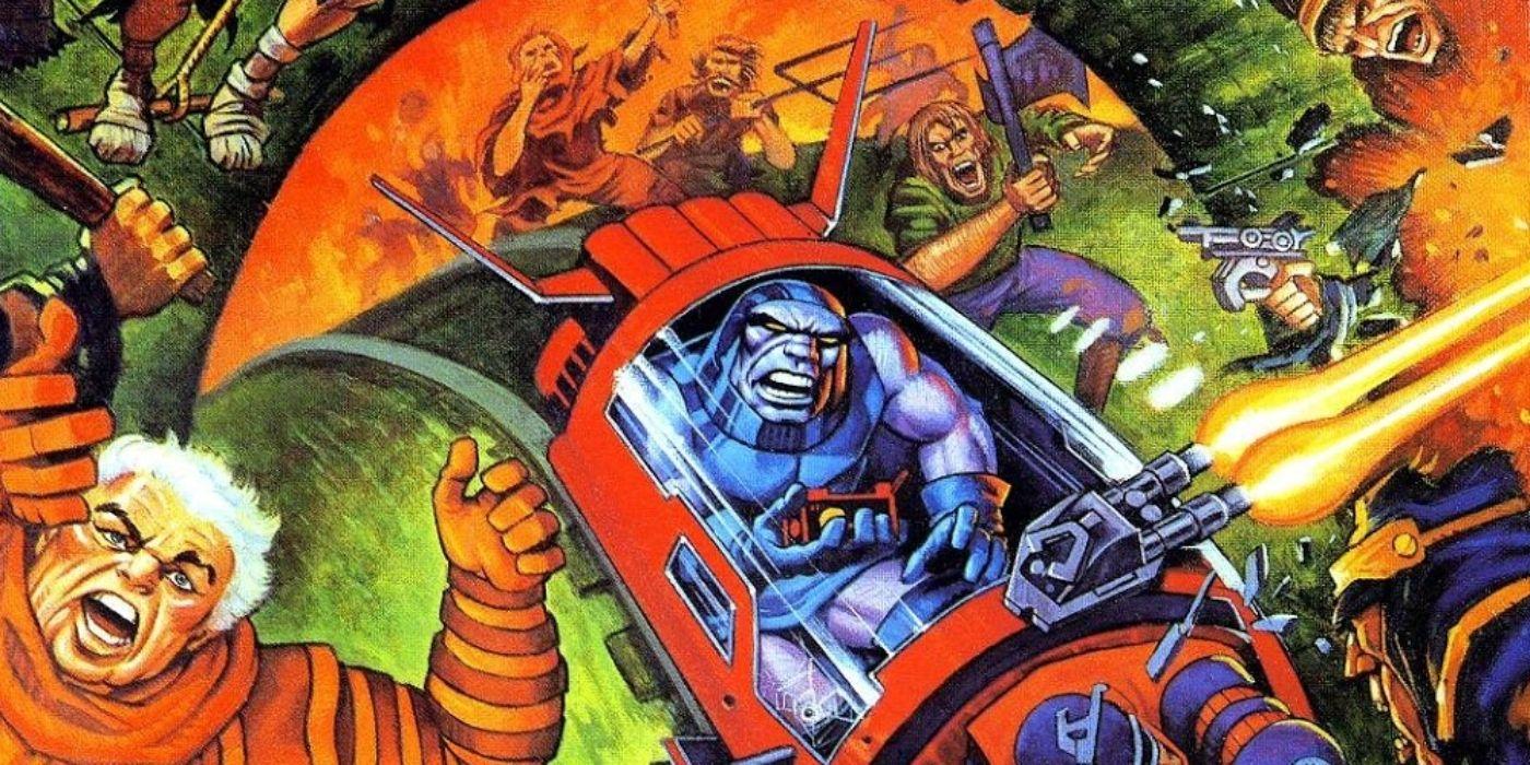 New Gods: How the Original Darkseid Saga Ended | CBR