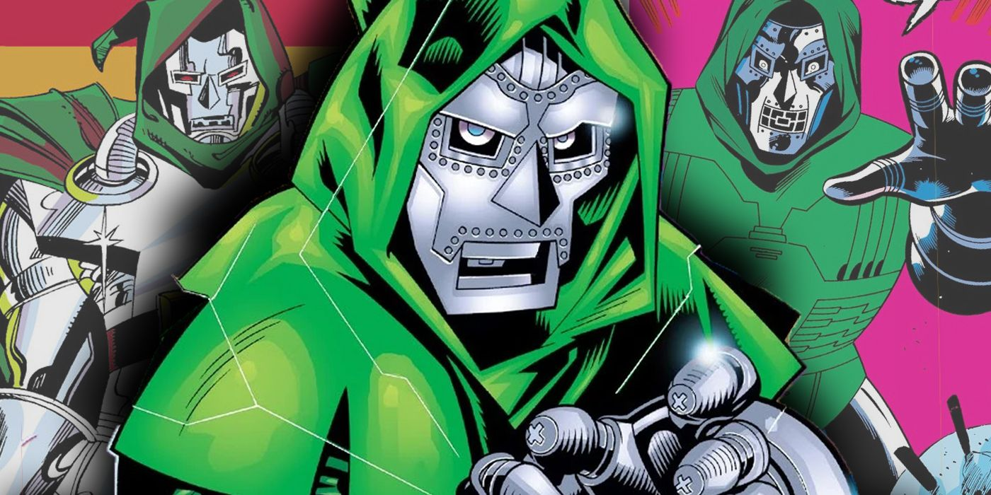 Marvel Keeps Changing One Part of Doctor Doom's Costume - But It NEVER Sticks