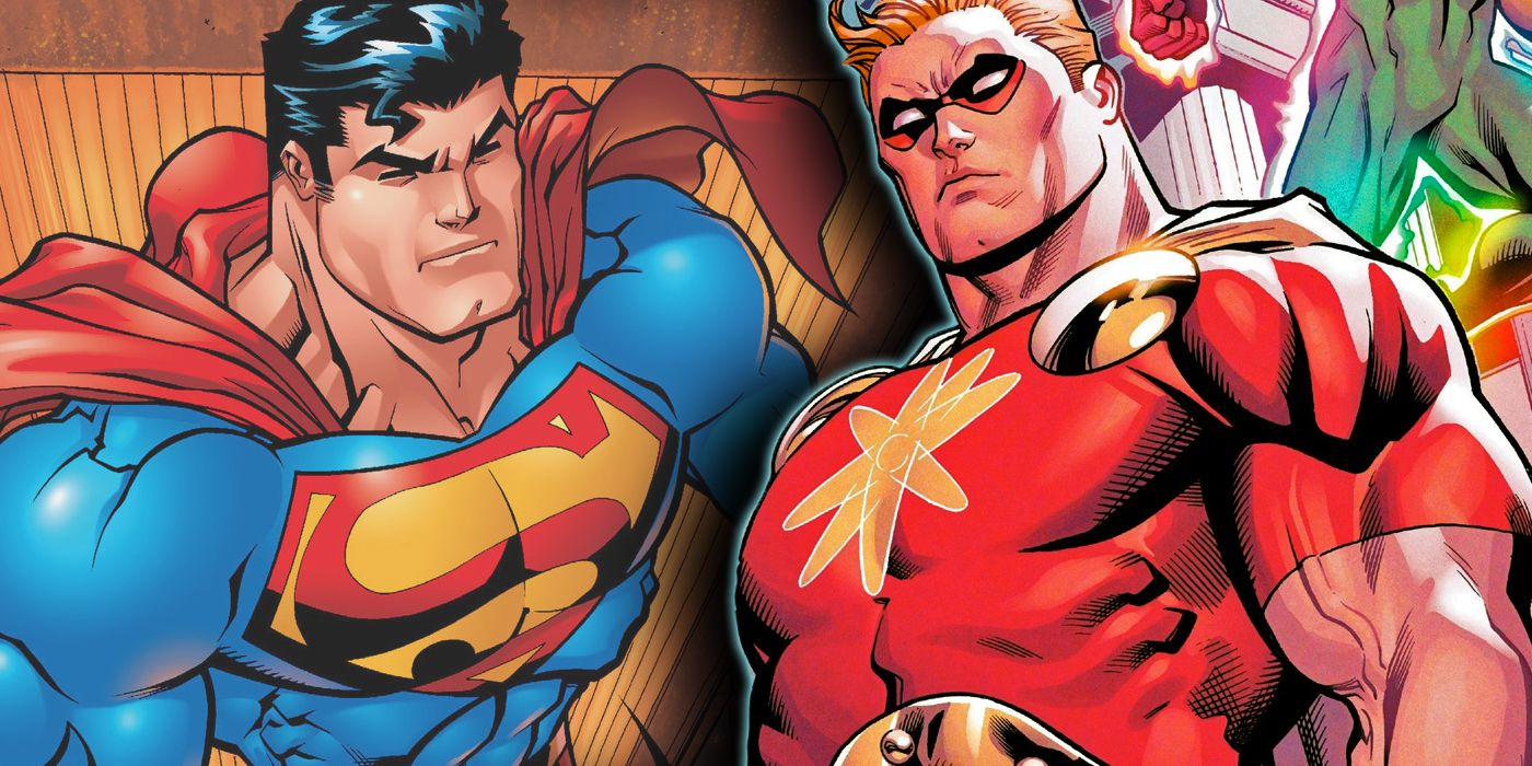 Hyperion: Marvel's Superman Is Stronger and Deadlier Than DC's Man of Steel