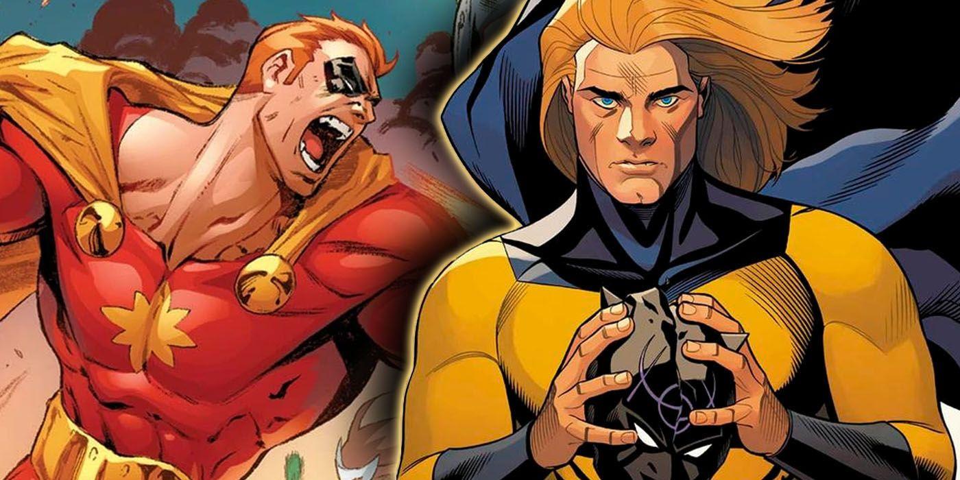 The Sentry vs Hyperion: Which Avenger Is Marvel's Strongest Superman?