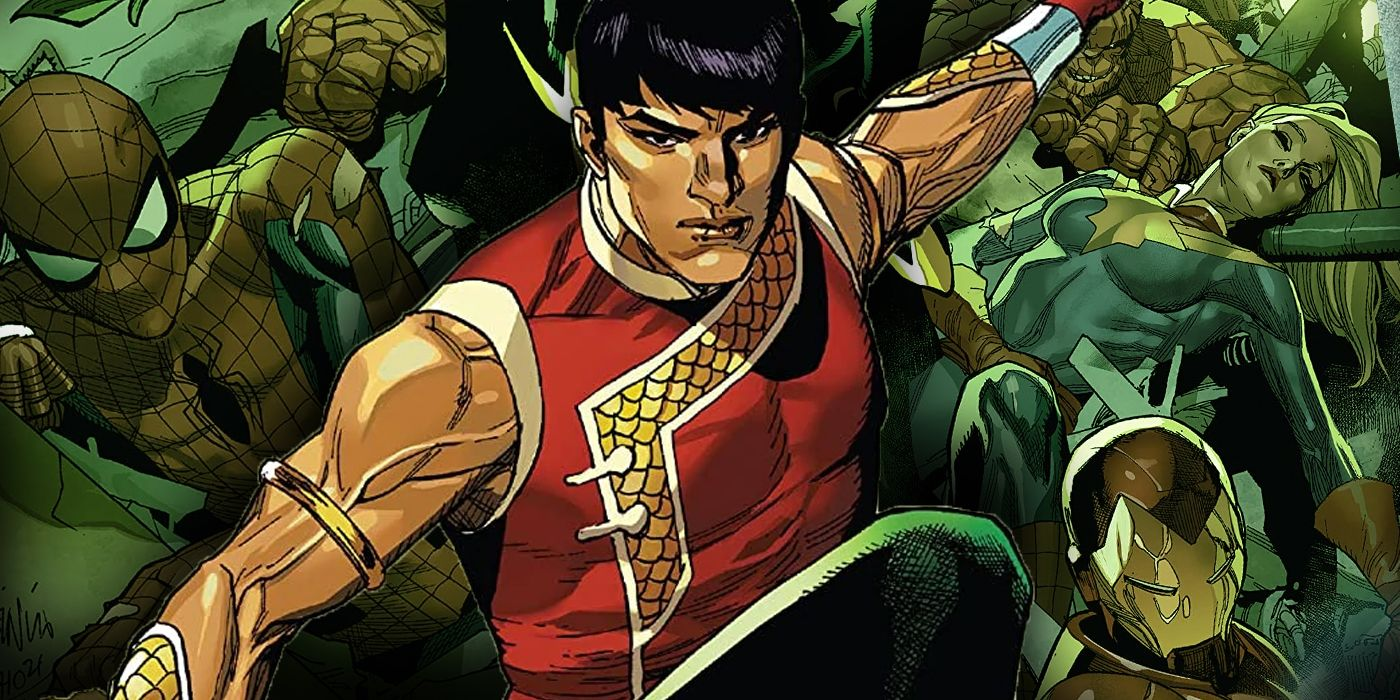 Shang Chi The Next Mcu Star Just Discovered His Mutant Long Lost Sibling