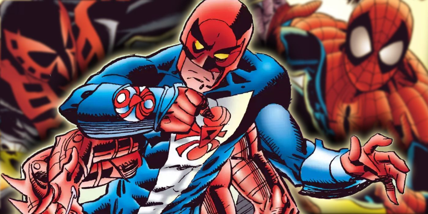 Spider-Man 2211: The Forgotten Future Hero Has Marvel's Strongest Spider-Armor