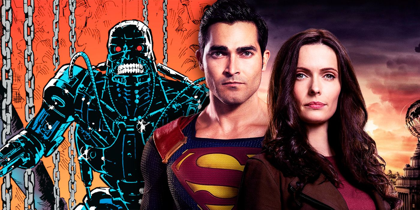 How Superman & Lois Pulled Inspiration From a Terminator Comic