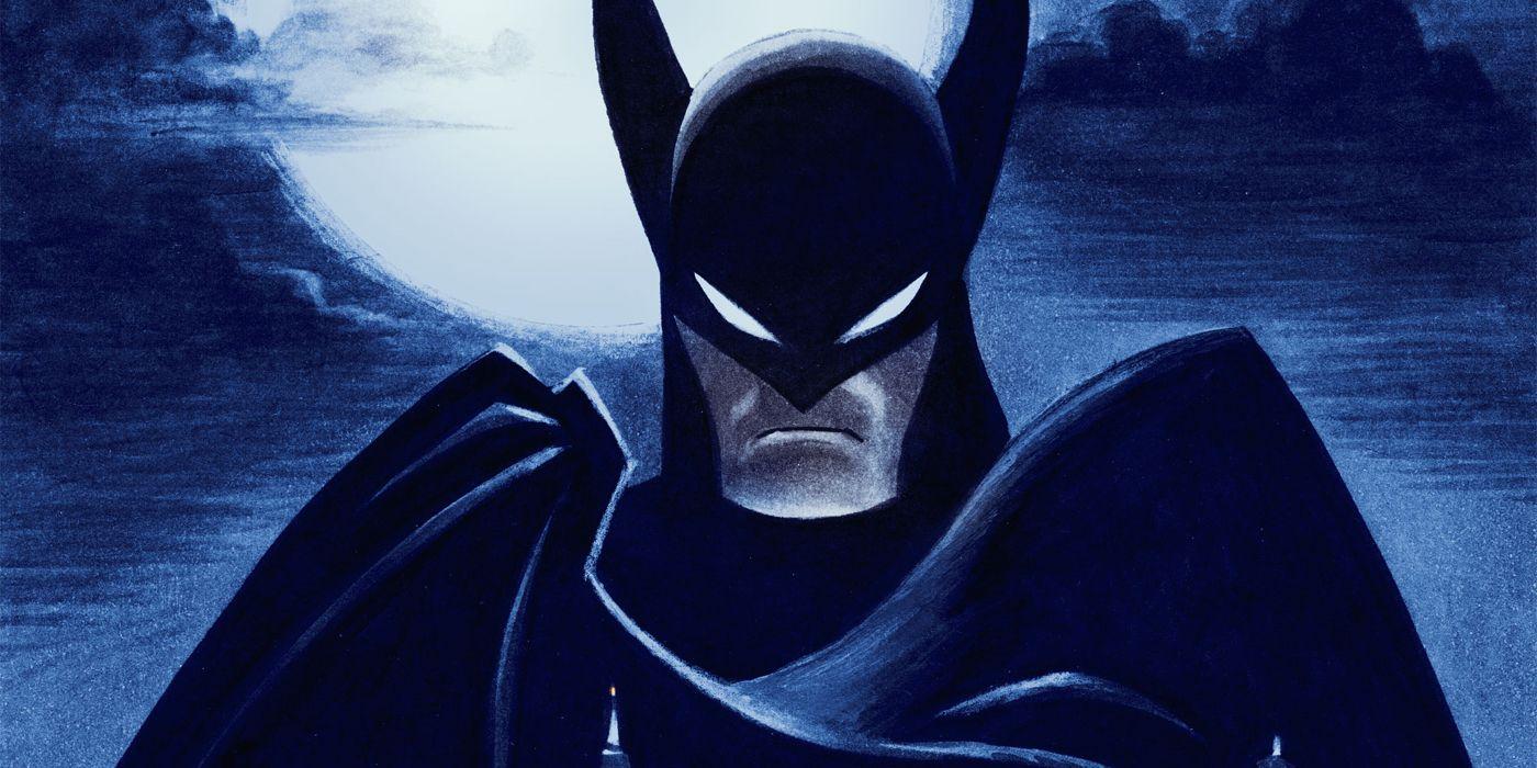 Batman: Matt Reeves, Bruce Timm Team for HBO Max Animated Series