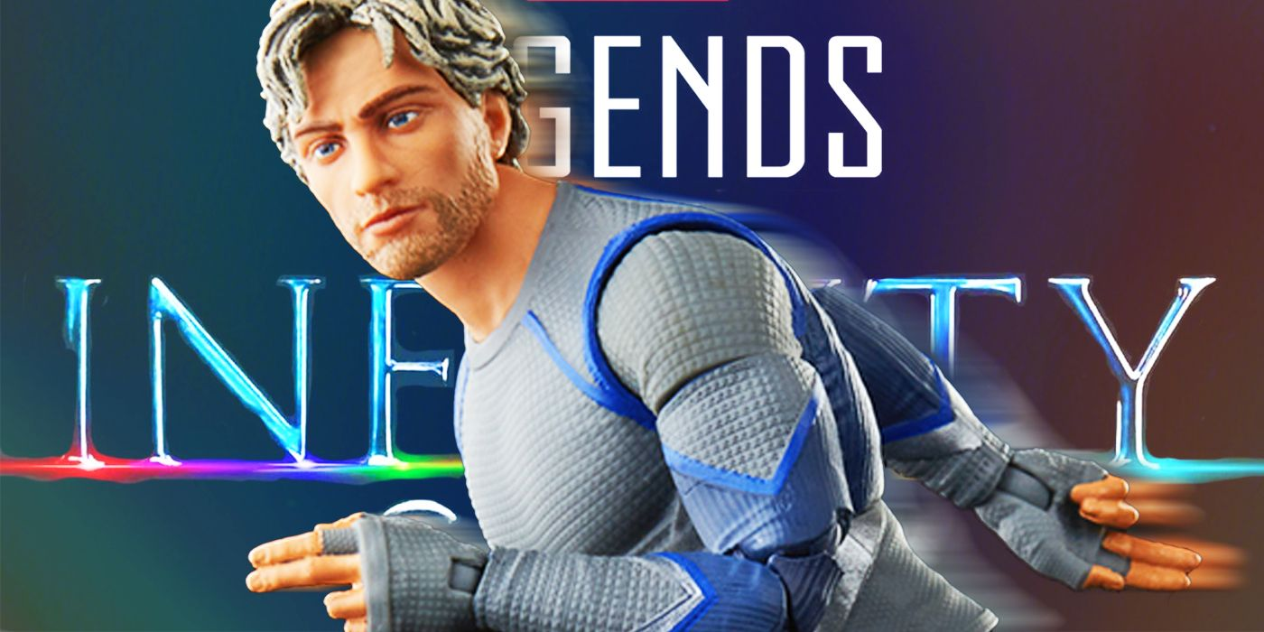 Avengers: Age of Ultron's Quicksilver Races Into Hasbro's Marvel Legends